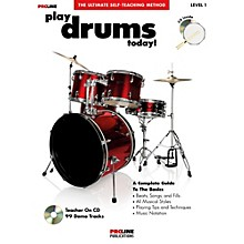 Proline Play Drums Today! (Book/CD)