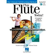 Hal Leonard Play Flute Today! Level 2 (Book/Online Media)