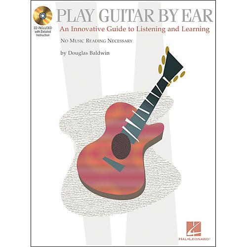 Hal Leonard Play Guitar By Ear Book/CD