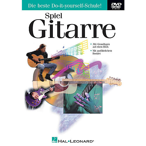 Hal Leonard Play Guitar Today (Spiel Gitarre) DVD Series DVD Written by Doug Boduch