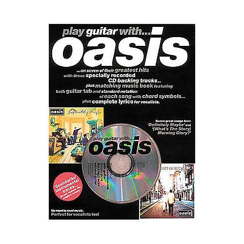 Hal Leonard Play Guitar with Oasis (Book/CD)
