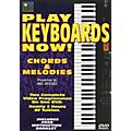 Music Sales Play Keyboards Now! (Chords & Melodies) Music Sales America Series DVD Written by Mel Reeves thumbnail