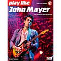 Hal Leonard Play Like John Mayer - Book/Audio Online thumbnail