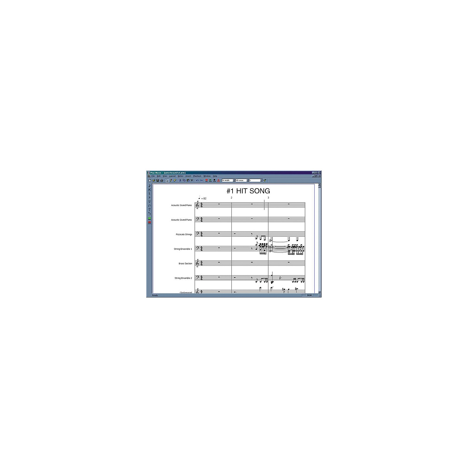 Notation Technologies Play Music Notation Software