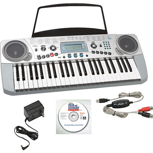 Emedia Play Piano Pack