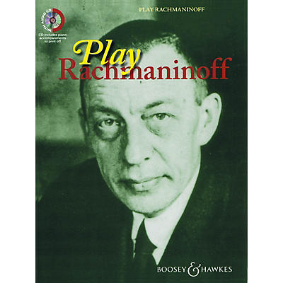 Boosey and Hawkes Play Rachmaninoff Boosey & Hawkes Chamber Music Series Book with CD