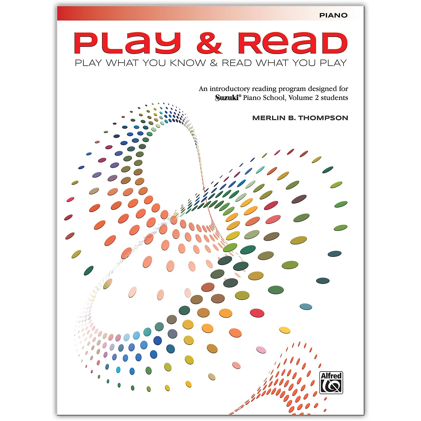 Alfred Play & Read Book
