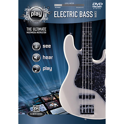 Alfred Play Series Electric Bass Basics (DVD)