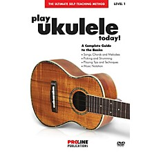 Proline Play Ukulele Today DVD