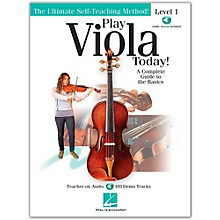 Hal Leonard Play Viola Today!  A Complete Guide to the Basics (Book/Online Audio)