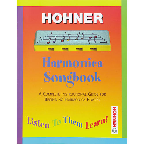 Hohner Play and Learn Harmonica Package