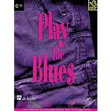 De Haske Music Play the Blues De Haske Play-Along Book Series