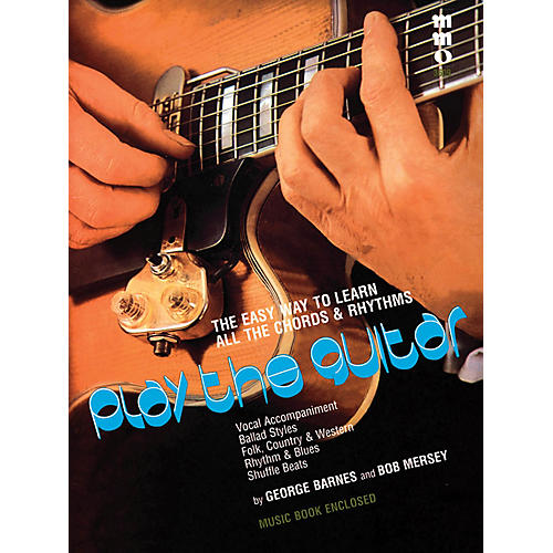 Play the Guitar Music Minus One Series Softcover with CD Written by George Barnes