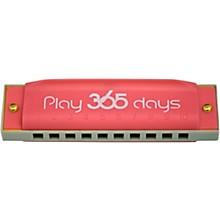 PlayPals Harmonica Key of C Red