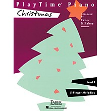 Faber Piano Adventures PlayTime Christmas (Level 1) Faber Piano Adventures® Series Disk