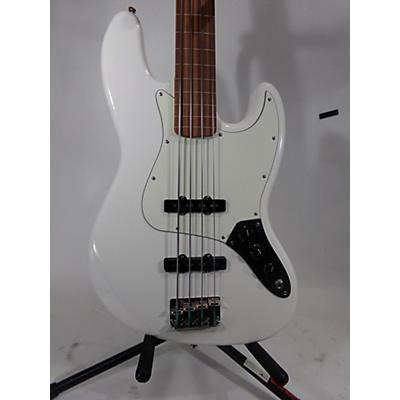 Fender Player Fretless Jazz Electric Bass Guitar