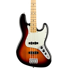 Player Jazz Bass Maple Fingerboard 3-Color Sunburst