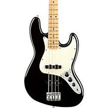 Player Jazz Bass Maple Fingerboard Black