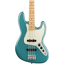 Player Jazz Bass Maple Fingerboard Tidepool