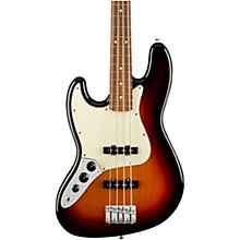 Fender Player Jazz Bass Pau Ferro Fingerboard Left-Handed
