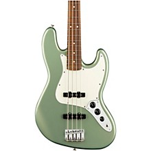 Player Jazz Bass Pau Ferro Fingerboard Sage Green Metallic