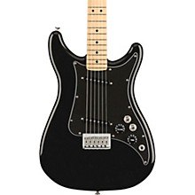 Player Lead II Maple Fingerboard Electric Guitar Black