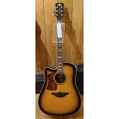 Keith Urban Player Left Handed Acoustic Guitar
