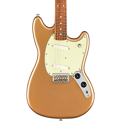 Fender Player Mustang Electric Guitar With Pau Ferro Fingerboard