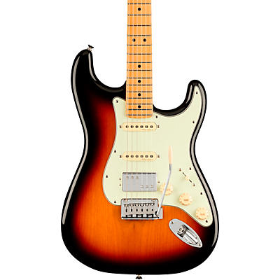 Fender Player Plus Stratocaster HSS Maple Fingerboard Electric Guitar