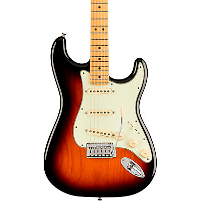 Fender Player Plus Stratocaster Maple Fingerboard Electric Guitar