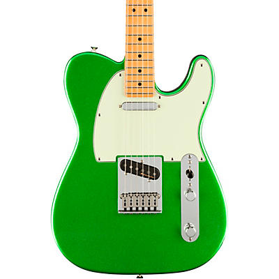 Fender Player Plus Telecaster Maple Fingerboard Electric Guitar