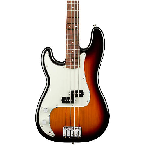 Fender Player Precision Bass Pau Ferro Fingerboard Left-Handed 3-Color Sunburst