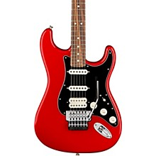 Player Stratocaster HSS Floyd Rose Pau Ferro Fingerboard Electric Guitar Sonic Red