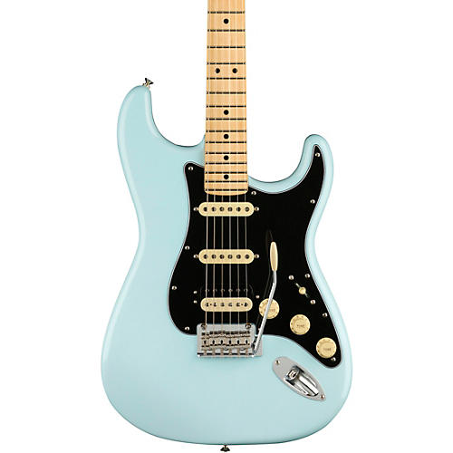Fender Player Stratocaster HSS Maple Fingerboard Limited-Edition Electric Guitar Sonic Blue