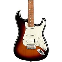 Player Stratocaster HSS Pau Ferro Fingerboard Electric Guitar 3-Color Sunburst