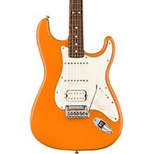 Player Stratocaster HSS Pau Ferro Fingerboard Electric Guitar Capri Orange