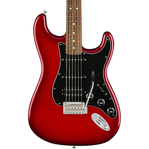 Fender Player Stratocaster HSS Pau Ferro Fingerboard Limited Edition Electric Guitar Candy Red Burst