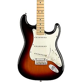 da6579b8731 Fender Player Stratocaster with Maple Fretboard | Musician's Friend