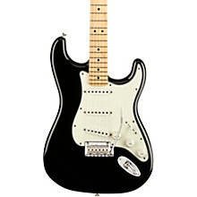 Player Stratocaster Maple Fingerboard Electric Guitar Black