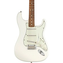 Player Stratocaster Pau Ferro Fingerboard Electric Guitar Polar White