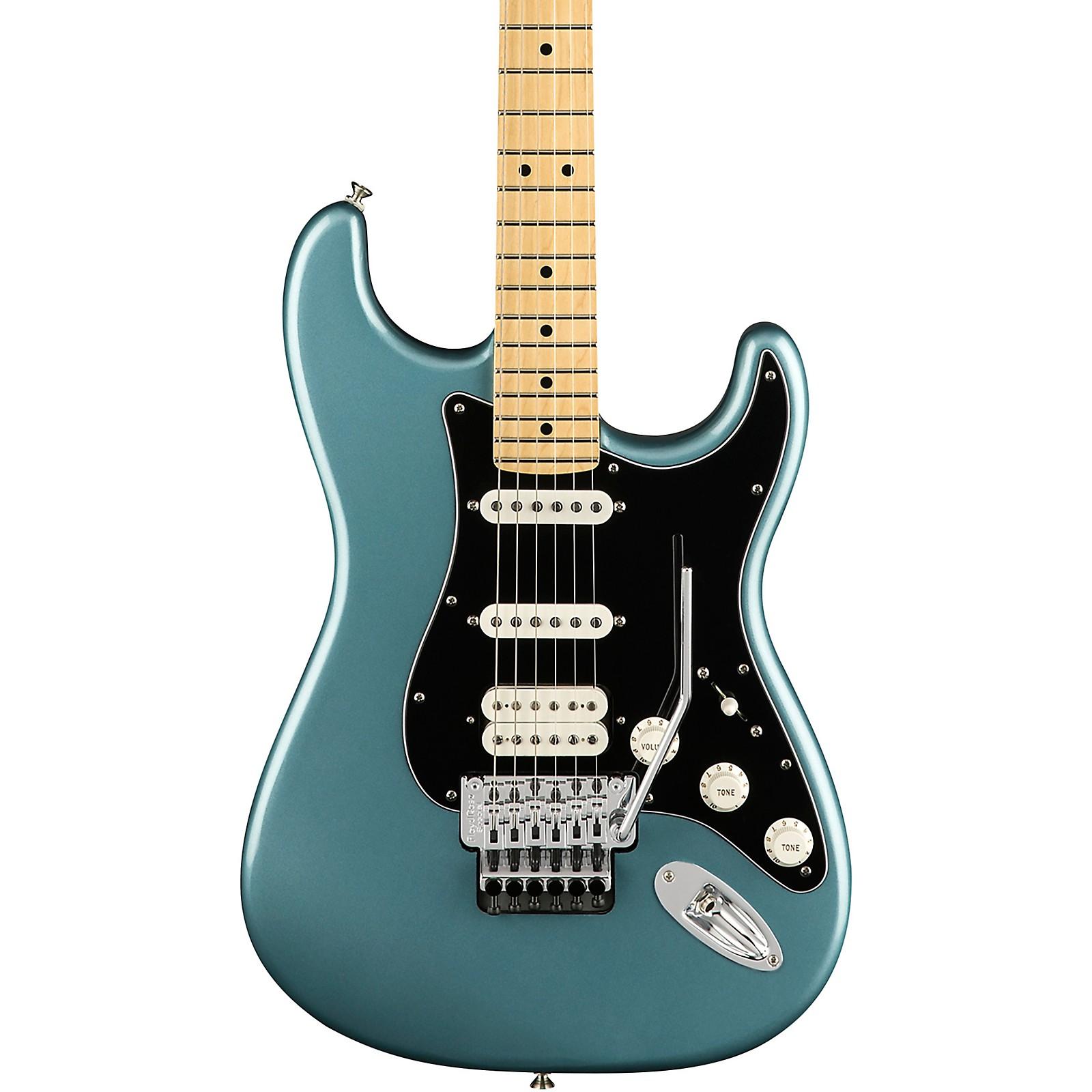 Fender Player Stratocastor HSS Floyd Rose Maple Fingerboard Electric Guitar