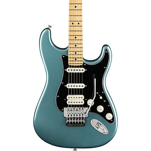 Fender Player Stratocastor HSS Floyd Rose Maple Fingerboard Electric Guitar Tidepool