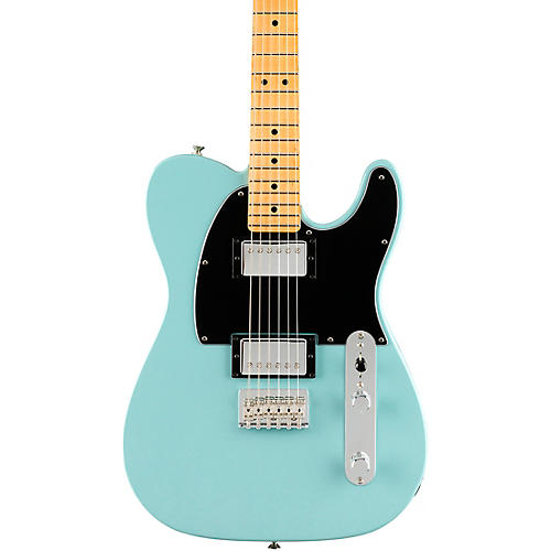 Fender Player Telecaster HH Maple Fingerboard Limited Edition Electric Guitar Daphne Blue