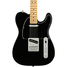 Player Telecaster Maple Fingerboard Electric Guitar Black