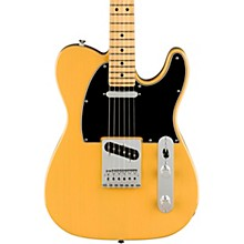 Player Telecaster Maple Fingerboard Electric Guitar Butterscotch Blonde