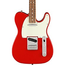 Player Telecaster Pau Ferro Fingerboard Electric Guitar Sonic Red