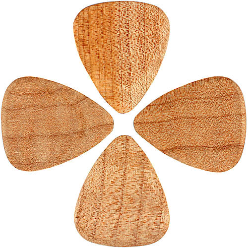 Timber Tones Players Pack / 4-Picks Curly Maple