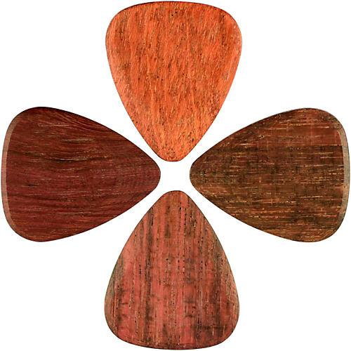Timber Tones Players Pack / 4-Picks Purple Heart