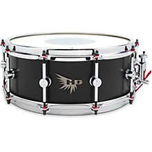 Player's Stave Series Maple Snare Drum 14 x 5.5 in. Satin Black