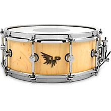 Player's Stave Series Maple Snare Drum 14 x 5.5 in. Satin Natural